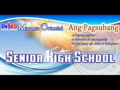 MISAMIS ORIENTAL SENIOR HIGH SCHOOL