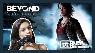 Beyond Two Souls: Gameplay do Início - Jogando com a minha NOIVA (SUELLEN NEVES)