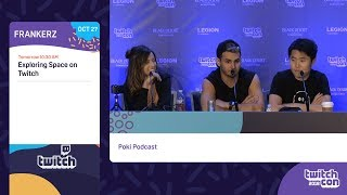 FULL Poki Podcast with OfflineTV at TwitchCon 2018