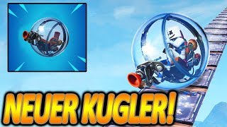 GLEICH NEW KUGLER FAHRZEUG!🎱🔥 | PATCH V.8.10 UPDATE | NEW UPDATE | Fortnite Battle Royale