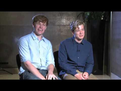 Downton Abbey : Matt Milne and Ed Speleers on Downton's heartthrob