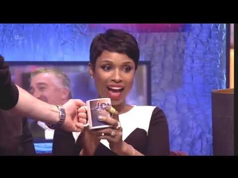 Davina McCall on the Jonathan Ross Show