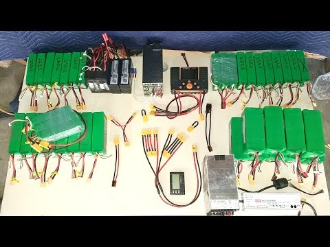 Powering your Ebike with Lithium Polymer packs