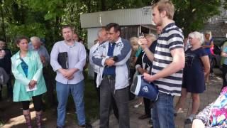 Депутат ГД и садоводы Ростова-на-Дону 3