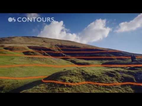 Understanding contour lines with Steve Backshall and Ordnance Survey