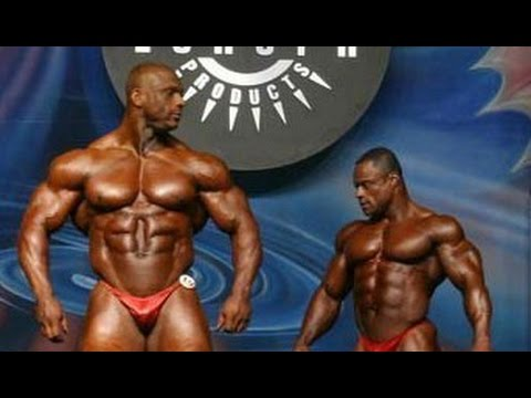 A forgotten GIANT bodybuilder....