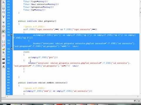 VideoTutorial 52 del Curso de PHP POO