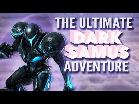 THE ULTIMATE DARK SAMUS ADVENTURE