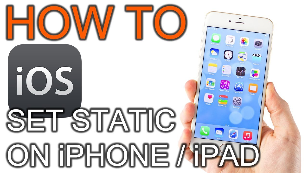 how to get a static ip