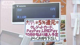 消費増税始まり・・・やっぱりバタバタ!複雑さにも辟易(19/10/01)