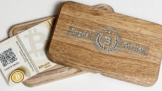 Making a Wooden Bitcoin Wallet