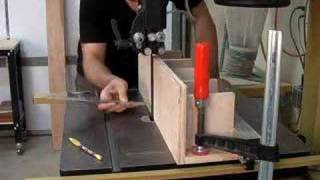 16 -  How to Cut Your Own Veneer on a Bandsaw