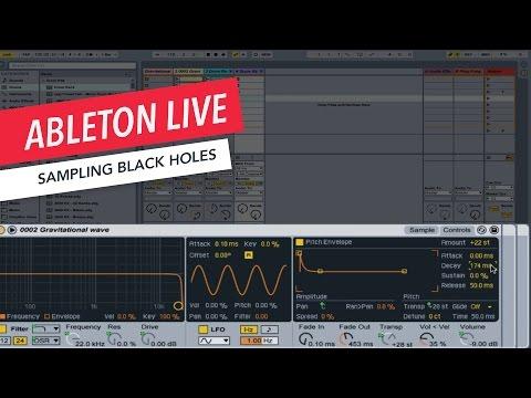 Ableton Live: Sampling Black Hole Beats | Tips & Tricks | Berklee Online | Music Production