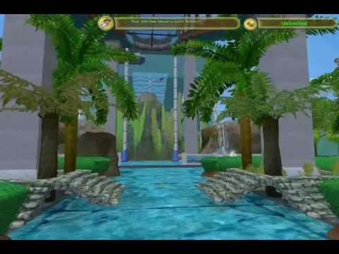 Zoo Tycoon 2 Aquarium