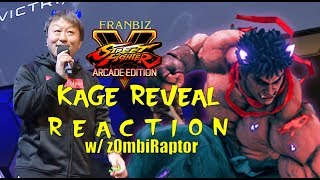 Download Street Fighter V Arcade Edition Kage Reveal Ps4 MP3