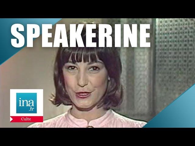 Speakerine 198 Brigitte Simonetta | Archive INA