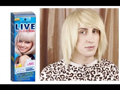 Schwarzkopf Toner Mousse Hd Live Colour L Ice Platinum Review You