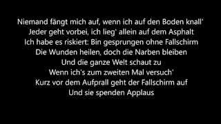 Majoe feat. Philippe Heithier - Fallschirm Lyrics HD