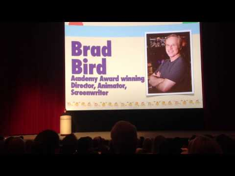 Brad Bird at the 2013 Cal Arts Producers'