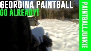 Georgina Paintball: GO GO GO!