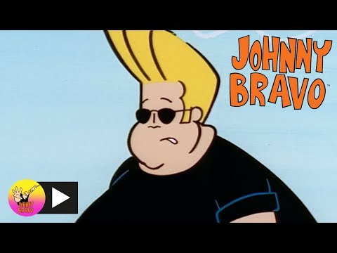 Johnny Bravo | Johnny Gains Weight | Cartoon Network