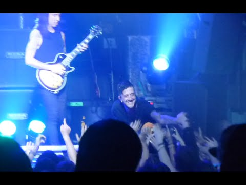 OF MICE AND MEN | This one's for you Live @ Paris Machine du Moulin Rouge 11.03.2015