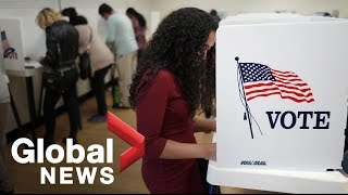 U.S. midterm election: FULL results and reaction