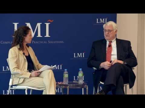 Dr. John Hamre, President and CEO, CSIS - LMI Distinguished Speaker Series