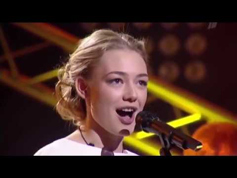 Девушка сказочно исполнила песню Владимира Высоцкого. Песня про белого слона. Акиньшина