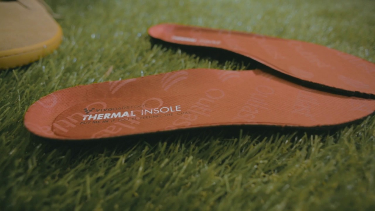 VIVOBAREFOOT Thermal Insole Experiment