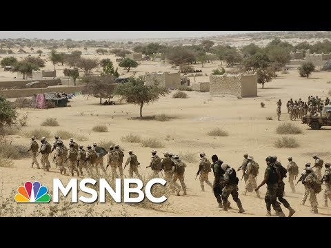 Pentagon Sends Team To Niger To Learn What Happened To The US Soldiers | Morning Joe | MSNBC