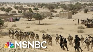 Pentagon Sends Team To Niger To Learn What Happened To The US Soldiers | Morning Joe | MSNBC thumbnail