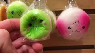 Squishy Vlog! (ARTBOX and Daiso!)