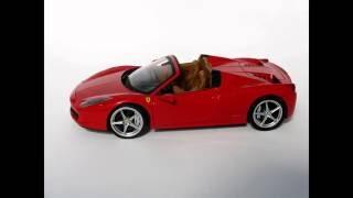 Ferrari 458 Spider - 1:18 - Hot Wheels