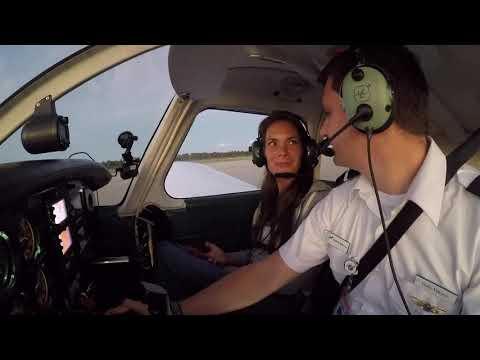 Первый полет PPL