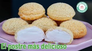 CHOUX Au Craquelin  cream puffs  Magy Cakes