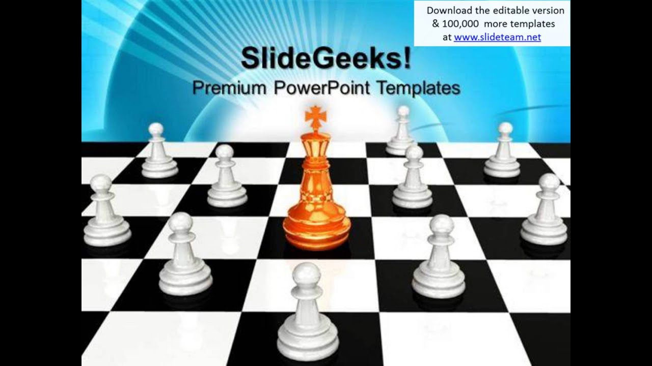 Chess board the leadership powerpoint templates and powerpoint chess board the leadership powerpoint templates and powerpoint themes 1012 pptx alramifo Images