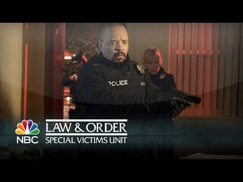 A Trail of Blood - Law & Order SVU