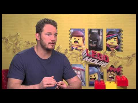 Chris Pratt Interview - The LEGO Movie