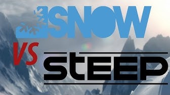 SNOW vs STEEP - Which one should YOU get? (in-depth comparison)