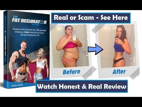 Kyle Cooper's The Fat Decimator Review Watch Honest Fat Decimator Review