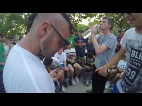 Vivi vs Car2 (BATALLON) -SEMIFINAL- CV BATTLE REGIONAL