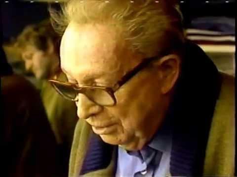 Charles  Trénet Entrevue avec Raymond St Pierre en 1993