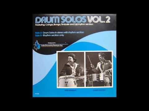 LATIN PERCUSSION VENTURES, INC: Drum Solos Vol. 2.