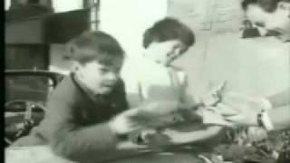 1950s morris minor ad