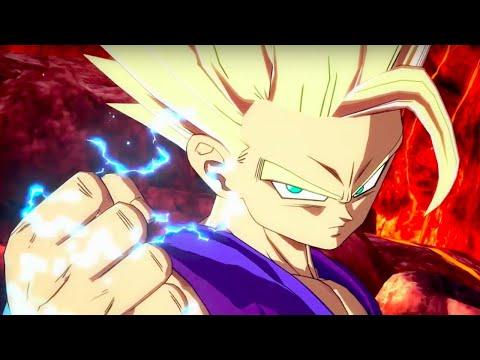 Dragon Ball FighterZ Official Gameplay Trailer 2 - E3 2017