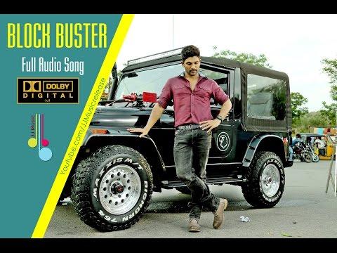 BlockBuster Full Song ( Audio ) | Yodhavu...