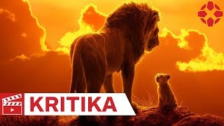 ÁLLATOK FAPOFÁVAL - Az oroszlánkirály (2019) kritika