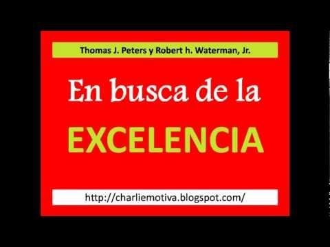 En Busca de la Excelencia Tom Peters