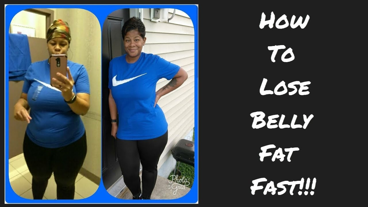 How To Get Rid Of Belly Fat WITHOUT SURGERY - YouTube